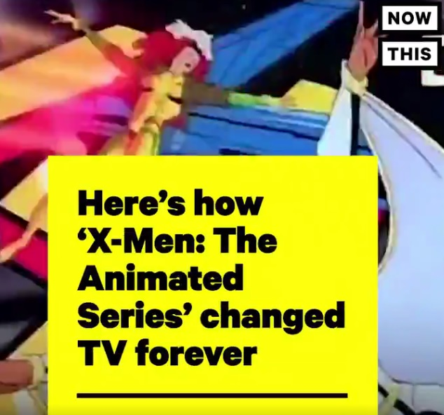 Now This How XMen TAS Changed TV Forever