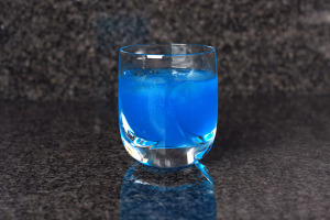 the beast cocktail blue