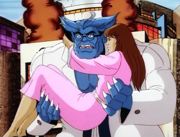x-men-animated-series-season-2-10-beauty-and-the-beast