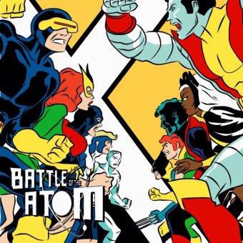 battle of the atom zach adam