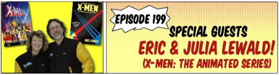 CBC-Ep-199-Eric-and-Julia-Lewald-Podcast-Art-Large-Strip comic book resources joe stuber